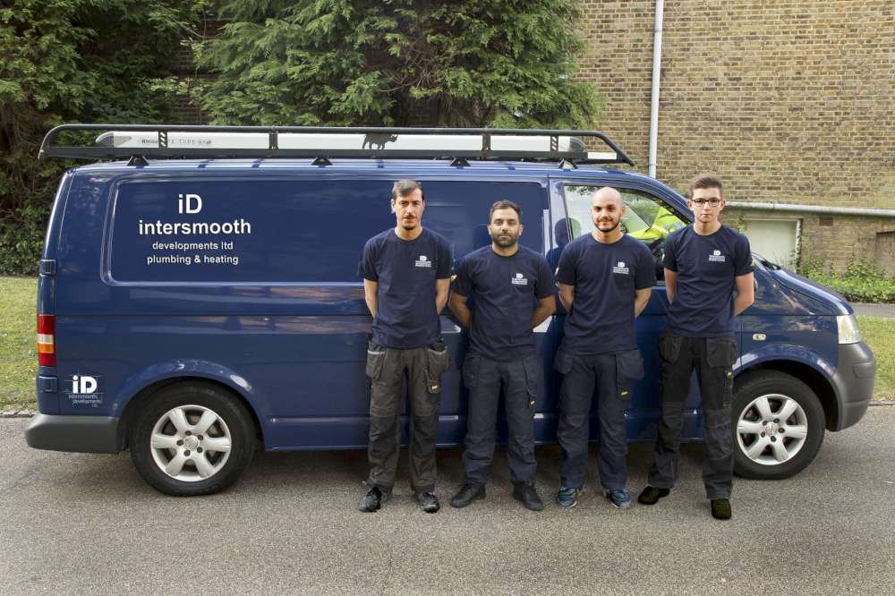 London Plumbers Intersmooth Developments