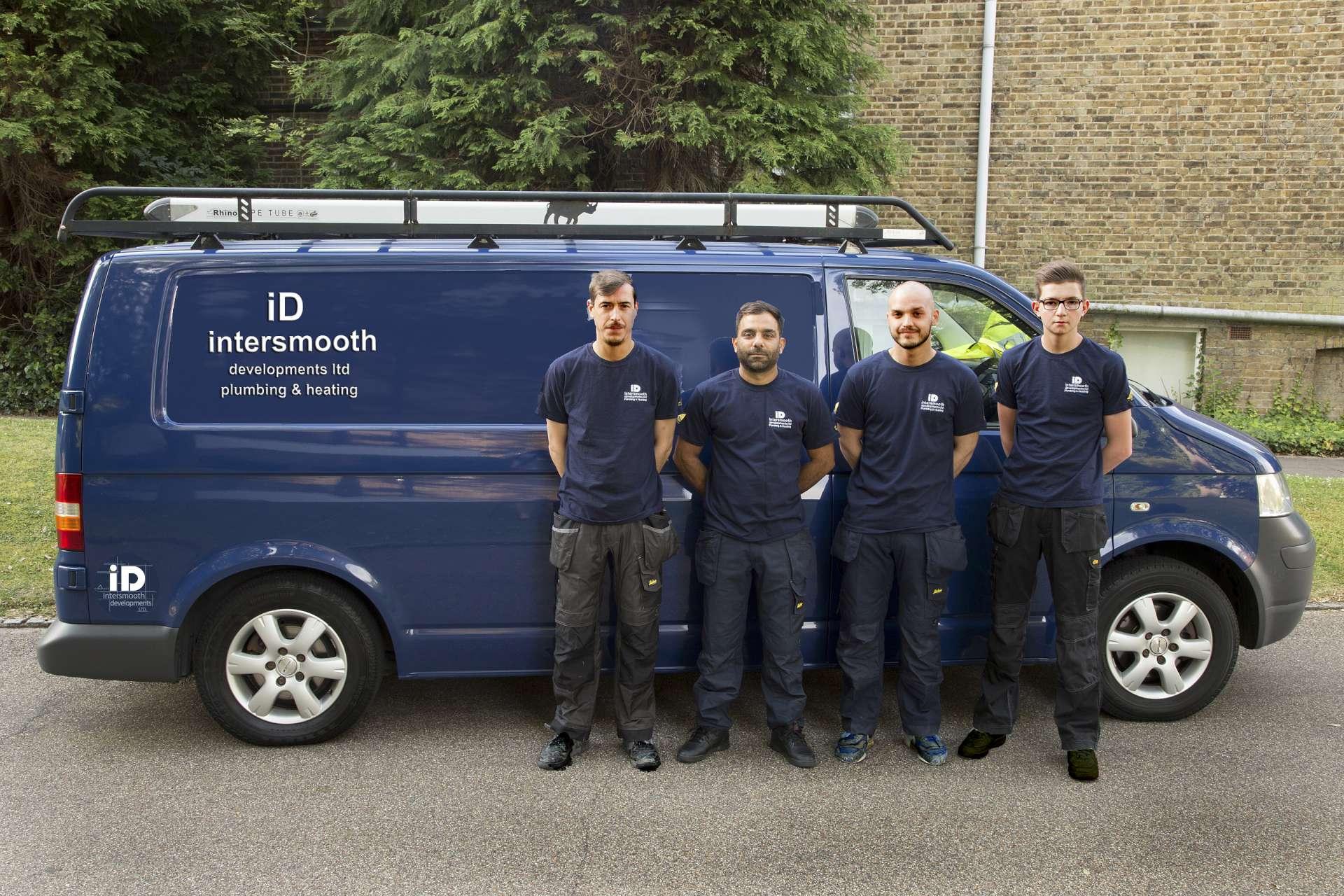 London Plumbers Intersmooth Developments